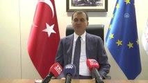 """AB Bakanı Çelik: """"Türkiye-Ab Ilişkilerinin Özü Katılım Müzakereleridir"""