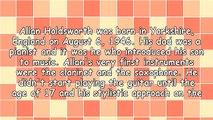 Rock Jazz Fusion Guitar Solos - Allan Holdsworth Is Dazzling!