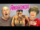 Elders React to Nicki Minaj - Anaconda