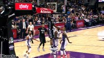 Andrew Wiggins vs Rudy Gay Full Duel 2016.10.29 Wiggins With 29 Pts, Gay With 28!