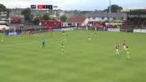 Sligo Rovers 1:1 Drogheda Utd (Irish Premier Division 15 July 2017)