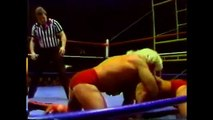 Ric Flair vs Kerry Von Erich (Mid South December 2nd, 1984)