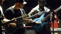Super Jam Part 2 Tosin Abasi, Aaron Marshall, David Maxim Micic, Simon Grove UK Tech Fest