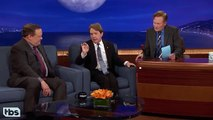 Martin Short On His Stage Show With Steve Martin CONAN on TBS