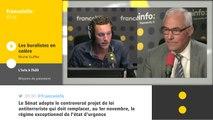 """Paquet de cigarettes à 10 euros: les fumeurs iront """"s'approvisionner ailleurs"""" (Michel Guiffes)"""