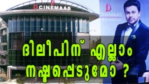 D-Cinemas Land Encroachment: Notice For Dileep | Oneindia Malayalam