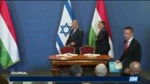 """Visite de Netanyahou en Hongrie: Orbán: La Hongrie a commis un """"péché"""" en ne protégeant pas les Juifs"""