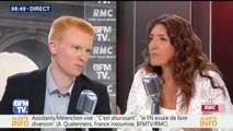 """""""Il n'y a jamais trop de démocratie"""". Adrien Quatennens s'oppose à la baisse du nombre d'élus"""