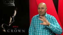 THE CROWN Interview with VANESSA KIRBY and JARED HARRIS NETFLIX most expensive TV Show