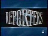 "La 5 - 15 Mars 1992 - Pubs, teasers, début ""Reporters"" (Patrick De Carolis)"