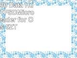 USB C Hub USB 31 TypeC to USB 30 Data Hub OTG Hub TFSDMicro SD Card Reader for