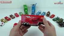 Coches transportista transportistas relámpago camiones Amapola makvyn Pixar Cars 2 mack mcqueen