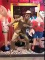 Chinese Fun Zone Stunning Statue Making Fun In Market-DailyFun Zone