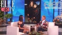 Kim Kardashian à propos de Caitlyn Jenner   The Ellen DeGeneres Show   Du Lundi à Vendredi à 20h10   Talk Show