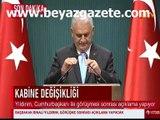 Son dakika... Başbakan Binali Yıldırım yeni kabineyi açıkladı! İşte yeni Bakanlar