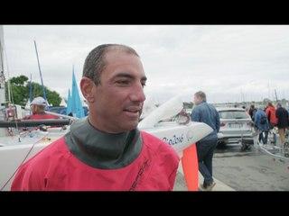 Damien Seguin, 3ème au championnat du monde 2017