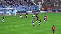 Raith Rovers 0:1 Dundee FC(Scottish League Cup. 18 July 2017)