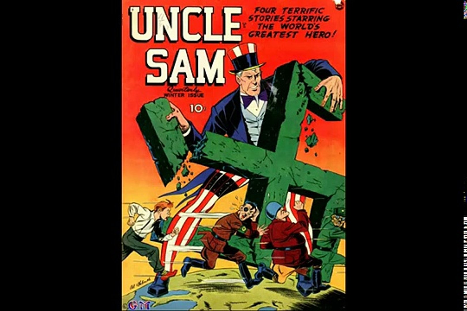Uncle Sam Propaganda + Up Front World War II The Book Information Credibility Battle Front