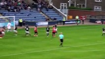 Raith Rovers 1:2 Dundee FC(Scottish League Cup. 18 July 2017)
