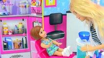 Y distancia explosión cepillo errores limpiar dentista Dr. gramo en en Azúcar Azúcar Azúcar dientes para diente Los dientes amarillos y una Barbie charlatán dentista