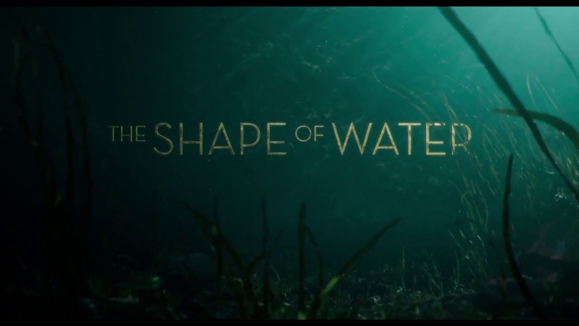 The Shape Of Water Bande Annonce Vo Video Dailymotion