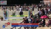 CSO Poney 2D Junior