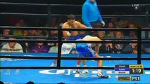 Miguel Flores vs Chris Avalos Full fight 2017-07-18
