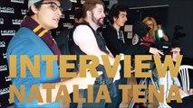 INTERVIEW NATALIA TENA : GAME OF THRONES & HARRY POTTER / HERO FESTIVAL GRENOBLE 2017 BUNN