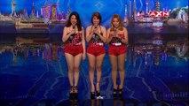 Sex Bomb Surprise! The Miss Tres Audition On Asias Got Talent | Got Talent Global