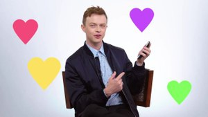 Dane DeHaan Shows Us the Last Thing on His Phone