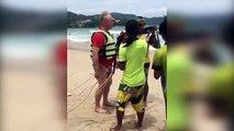 CHOC : un touriste fait une chute mortelle lors d'un vol en parachute ascensionnel