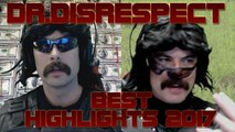 FUNNIEST DR DISRESPECT MOMENTS STREAM HIGHLIGHT JULY 2017