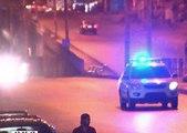 Cuatro sujetos fueron capturados por portar armas de fuego en el interior del vehículo al norte de Guayaquil