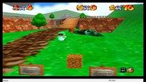 Let's play Super Mario 64 épisode 6 : Premier niveau enfin terminé
