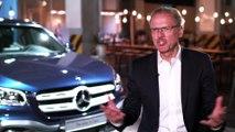 World Premiere of the Mercedes-Benz X-Class - Volker Mornhinweg, Head of Mercedes-Benz Vans