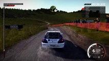 [GAMEPLAY] Dirt 4 - Rallye - Pays de Galles - Peugeot 306 Maxi