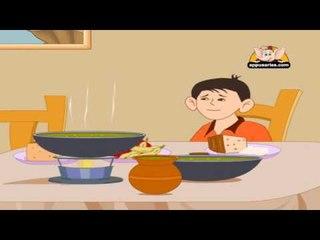 Nursery Rhyme - Peas Porridge