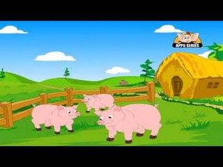 Nursery Rhyme - Dickery Dickery Dare