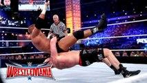 Brock Lesnar vs Triple H WrestleMania 29 No Holds Barred match 2013 - Triple H vs Brock Lesnar Full Match 2013 - WWE