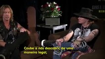 Video Guns N Roses Interview 2016: Axl Rose Talks About Slash, Izzy Stradlin & Steven Adler