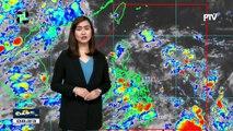 PTV INFO WEATHER: ITCZ, patuloy ang pagiral sa bahagi ng Southern Luzon, Visayas, at Mindanao