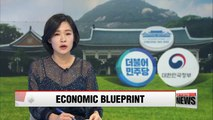 President Moon to hold first finance strategy council meeting