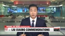 Memorials held in Hong Kong and elsewhere to remember Liu Xiaobo