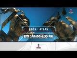 No te pierdas el León vs. Atlas en Imagen Televisión | Imagen Deportes