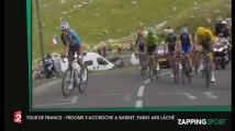 Zap sport 20 juillet : Tour de France - Romain Bardet attaque dans les Alpes mais Chris Froome reste en jaune