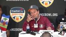 Jimbo Fisher Postgame: Orange Bowl