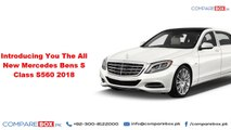Mercedes-Benz S-Class 2018 reviews details specifications and price