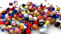 Biberones de Colores y Huevos sorpresa 3D - Juegos para niños para Aprender los colores.mp