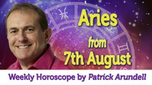 Aries Weekly Horoscope from 7th August - 14th August 2017